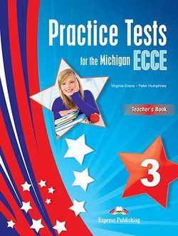 Practice Tests for the Michigan ECCE 3 Teacher's Book with DigiBooks App -  - 9781471575846