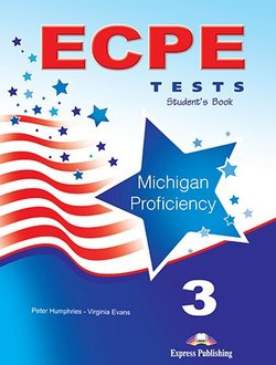 ECPE 3 Tests for the Michigan Proficiency Student's Book with DigiBooks App -  - 9781471575853