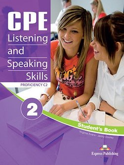 CPE Listening & Speaking Skills 2 Student's Book with DigiBooks App -  - 9781471575884