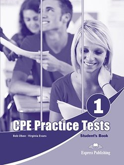 Practice Tests for CPE 1 (Cambridge English: Proficiency) Student's Book with DigiBooks App -  - 9781471575907