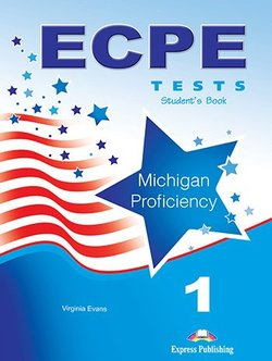 ECPE 1 Tests for the Michigan Proficiency Student's Book with DigiBooks App -  - 9781471575952