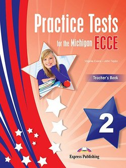 Practice Tests for the Michigan ECCE 2 Teacher's Book with DigiBooks App -  - 9781471576003