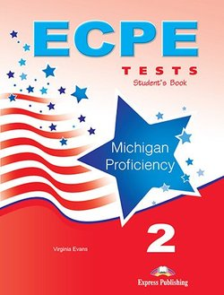 ECPE 2 Tests for the Michigan Proficiency Student's Book with DigiBooks App -  - 9781471576010