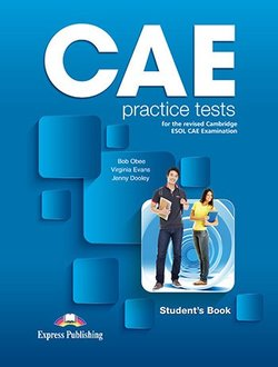 CAE Practice Tests Student's Book with Digibooks App -  - 9781471579554