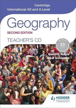 Cambridge International AS & A Level Geography Teacher's CD-ROM - Garrett Nagle - 9781471873799