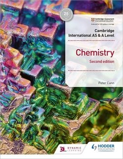 Cambridge International AS & A Level Chemistry (2nd Edition) Student's Book - Peter Cann - 9781510480230