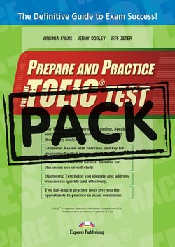 Prepare and Practice for The TOEIC Test Student's Book with Key & Class Audio CDs (7) - Virginia Evans - 9781780989068