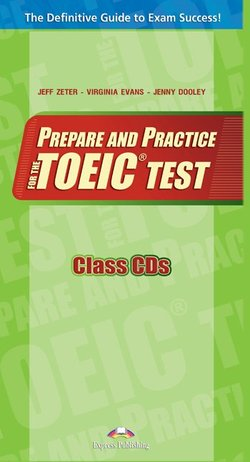 Prepare and Practice for the TOEIC Test Class Audio CDs (7) - Virginia Evans - 9781780989075