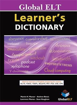Global ELT - Learner's Dictionary - Martin H. Manser - 9781781641040