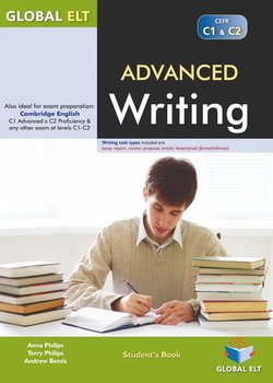 Advanced Writing C1 & C2 Student's Book without Answers -  - 9781781642375