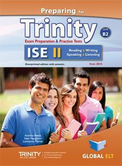 Preparing for Trinity ISE II (B2) Exam Preparation & Practice Tests Teacher's Book (Student's Book with Overprinted Answers) -  - 9781781643228
