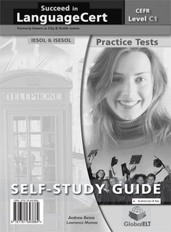 Succeed in LanguageCert C1 - Expert Practice Tests Self-Study Edition (Student's Book