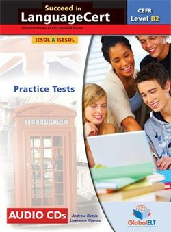 Succeed in LanguageCert B2 - Communicator Practice Tests Audio CDs -  - 9781781644058