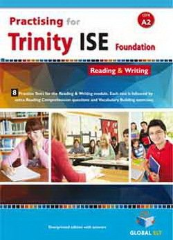 Practising for Trinity ISE Foundation (A2) Reading & Writing Student's Book -  - 9781781644553