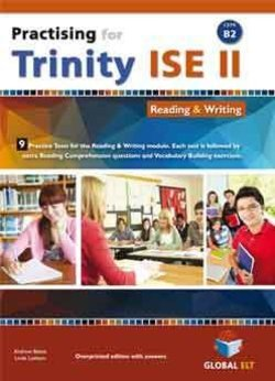 Practising for Trinity ISE II (CEFR B2) Reading & Writing (Revised Edition) Student's book -  - 9781781645147