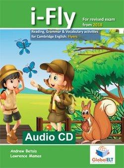 i-Fly (Cambridge English: Flyers - 2018 Exam) Audio CD -  - 9781781645352