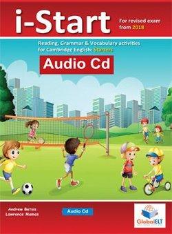 i-Start (Cambridge English: Starters - 2018 Exam) Audio CD -  - 9781781645390