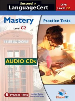 Succeed in LanguageCert C2 - Mastery Practice Tests Audio CDs -  - 9781781645451
