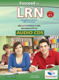 Succeed in LRN - ESOL International Level 2 (C1) Practice Tests Audio CDs - Betsis