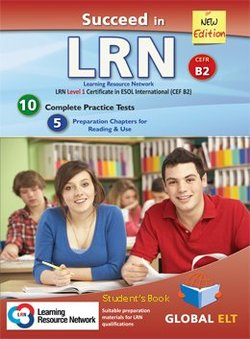 Succeed in LRN - ESOL International Level 1 (B2) Practice Tests Student's book - Betsis