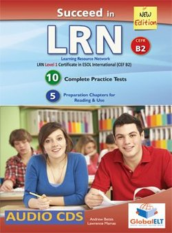 Succeed in LRN - ESOL International Level 1 (B2) Practice Tests Audio CDs - Betsis