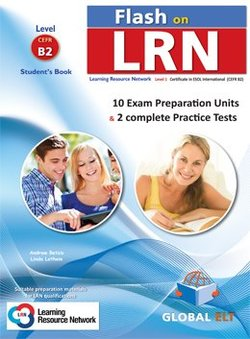 Flash on LRN - ESOL International Level 1 (B2) Practice Tests Student's book -  - 9781781645765