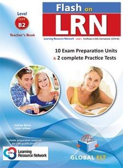 Flash on LRN - ESOL International Level 1 (B2) Practice Tests Teacher's Book -  - 9781781645796