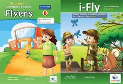 Global ELT Flyers Pack - Succeed in Flyers 8 Practice Tests & i-Fly - Self-Study Editions (Student's Book