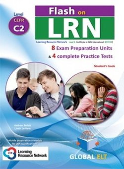Flash on LRN - ESOL International Level 3 (C2) Practice Tests Student's book -  - 9781781645963