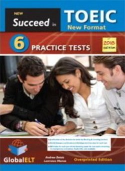 Succeed in TOEIC (New 2018 Exam Format) 6 Practice Tests Teacher's Book (Student's Book with Overprinted answers) -  - 9781781646120