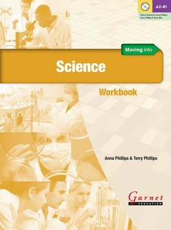 Moving into Science Workbook with Audio CD -  - 9781782601685
