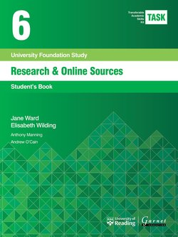 Transferable Academic Skills Kit (TASK) (New edition) 6. Research & Online Sources - Jane Ward - 9781782601814