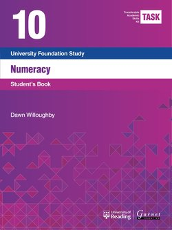 Transferable Academic Skills Kit (TASK) (New edition) 10. Numeracy - Dawn Willoughby - 9781782601852