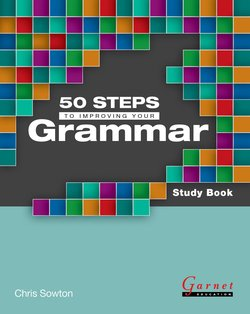 50 Steps to Improving your Grammar Study Book - Chris Sowton - 9781782602224