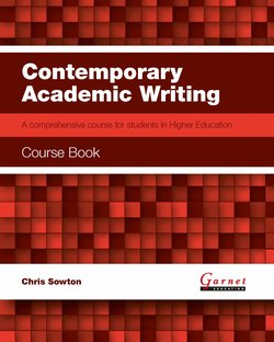Contemporary Academic Writing Course Book - Sowton