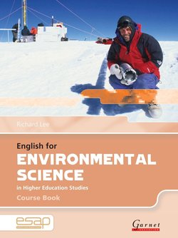 English for Environmental Science in Higher Education Studies Course Book with Audio CDs (2) - Richard Lee - 9781859644447