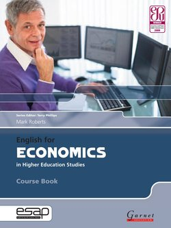 English for Economics in Higher Education Studies Course Book with Audio CDs (2) - Mark Roberts - 9781859644485