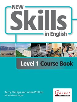 New Skills in English 1 (B1 / Intermediate) Course Book with DVD - Terry Phillips - 9781859644904