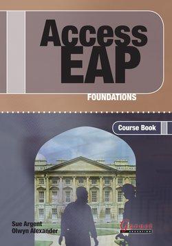 Access EAP: Foundations Course Book - Sue Argent - 9781859645246