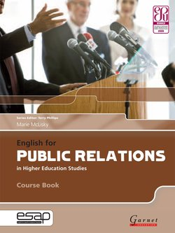 English for Public Relations in Higher Education Studies Course Book with Audio CDs - Marie McLisky - 9781859645321