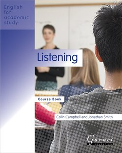English for Academic Study (American Edition) Listening Course Book with Audio CDs (2) - Colin Campbell - 9781859645383