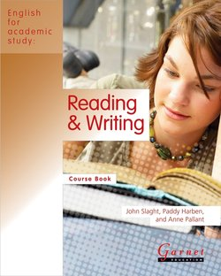 English for Academic Study (American Edition) Reading & Writing Course Book - John Slaght - 9781859645550