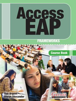 Access EAP: Frameworks Course Book with Audio CDs (2) - Sue Argent - 9781859645581