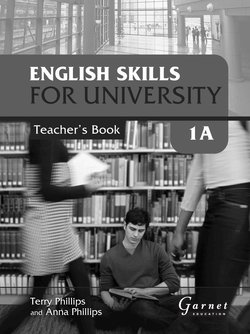 English Skills for University 1A Teacher's Book - Terry Phillips - 9781859646465