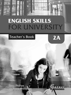 English Skills for University 2A Teacher's Book - Terry Phillips - 9781859646472