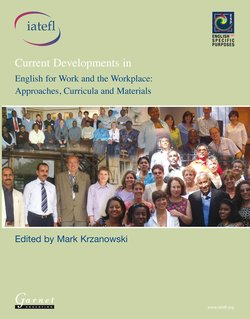Current Developments in English for Work and the Workplace: Approaches