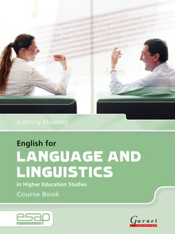 English for Language and Linguistics in Higher Education Studies Course Book with Audio CDs - Anthony Manning - 9781859649381