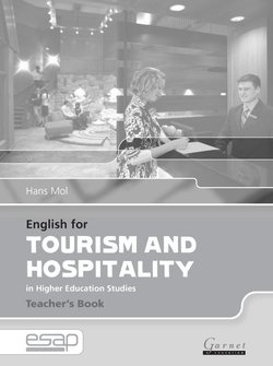 English for Tourism and Hospitality in Higher Education Studies Teacher's Book - Hans Mol - 9781859649503