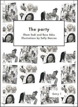 LAC1 The Party - Sadi Ilham - 9781872972138