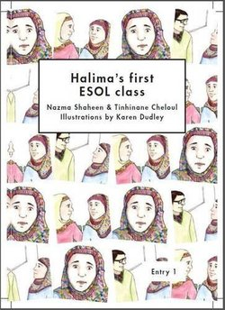 LAC1 Halima's First ESOL Class - Nazma Shaheen - 9781872972213